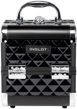 Духи, Парфюмерия, косметика Косметический кейс - Inglot Makeup Case Black Diamond Mini MB152M