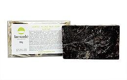 Духи, Парфюмерия, косметика Натуральное грязевое мыло-скраб ручной работы - Lac Sante Gentle Peeling Mud Soap
