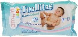 Духи, Парфюмерия, косметика Салфетки детские влажные антибактериальные - Amalfi Baby Toallitas