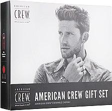 Духи, Парфюмерия, косметика Набор - American Crew Gift Set (shm/250ml + pomade/85g)