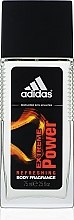 Духи, Парфюмерия, косметика Adidas Extreme Power Refreshing Body Fragrance Spray - Парфюмированный спрей для тела