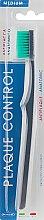 Духи, Парфюмерия, косметика Зубная щетка «Контроль налета» средняя, серая - Piave Toothbrush Medium
