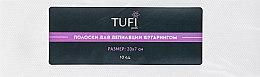 Парфумерія, косметика Смужки для депіляції для шугарингу - Tufi Profi
