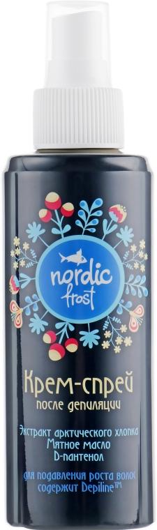 Крем-спрей после депиляции - Modum Nordic Frost