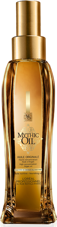 Масло для питания волос - L'Oreal Professionnel Mythic Oil High Concentration Argan Oil