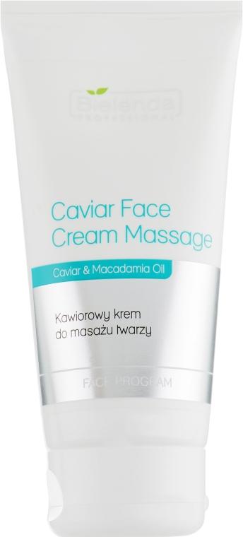 Массажный крем для лица с икрой - Bielenda Professional Face Program Caviar Face Cream Massage