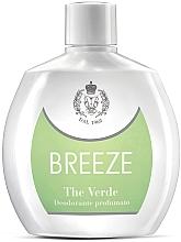 Духи, Парфюмерия, косметика Breeze The Verde - Парфюмированный дезодорант