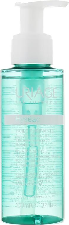 Очищающее масло - Uriage Hyséac Purifying Oil