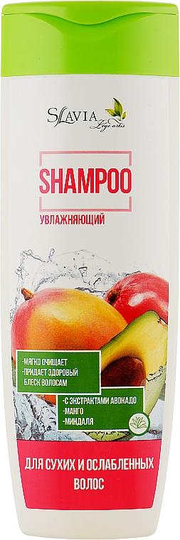 Шампунь увлажняющий для сухих и ослабленных волос - Аромат Slavia Lege Artis