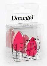 Духи, Парфюмерия, косметика Спонж для макияжа, розовый, 2 шт 4309 - Donegal Blending Sponge