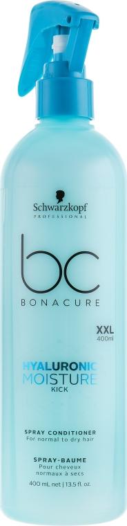 Спрей-кондиционер - Schwarzkopf Professional BC Bonacure Hyaluronic Moisture Kick Spray Conditioner