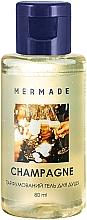 Духи, Парфюмерия, косметика Mermade Champagne - Парфюмированный гель для душа (мини)