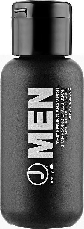 Шампунь для объема волос - J Beverly Hills Men Thickening Shampoo