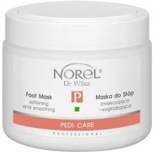 Духи, Парфюмерия, косметика Смягчающая маска для ног - Norel Softening and smoothing Foot Mask