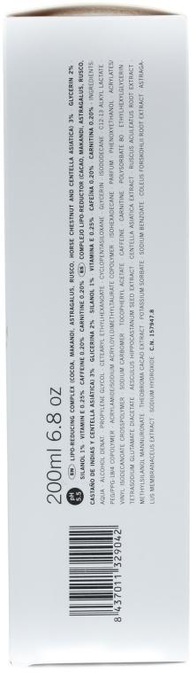 """Антицелюлітний підтягуючий крем-гель """"Система ліпоредукційного масажу"""" - Babe Laboratorios Anti-Cellulite Firming Cream-Gel — фото N4"""