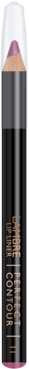 Карандаш для губ - Lambre Perfect Contour Lip Liner