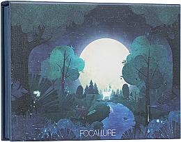 Духи, Парфюмерия, косметика Магнитная палетка - Focallure Small Magnet Empty Palette