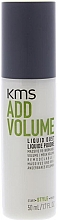Духи, Парфюмерия, косметика Жидкая пудра для волос - KMS California Addvolume Liquid Dust