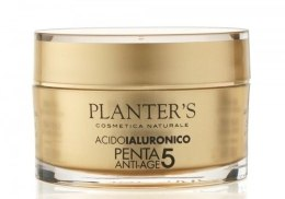Духи, Парфюмерия, косметика Крем для лица против морщин - Planter's Penta 5 Acidooaluronico Face Cream Anti-Age