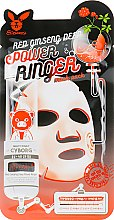 Парфумерія, косметика Маска омолоджувальна з женьшенем - Elizavecca Face Care Red Ginseng Deep Power Ringer Mask Pack