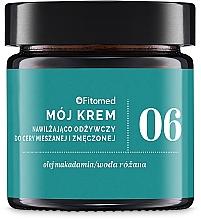 Духи, Парфюмерия, косметика Крем питательный и увлажняющий для комбинированной кожи №6 - Fitomed My Cream No.6