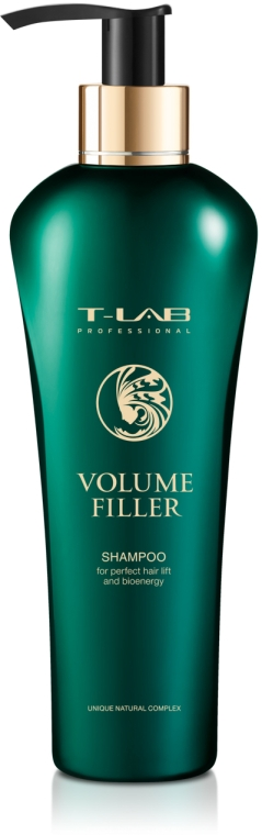 Шампунь для объема и биоэнергии - T-LAB Professional Volume Filler Shampoo