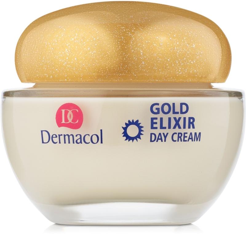 Крем дневной омолаживающий - Dermacol Gold Elixir Rejuvenating Caviar Day Cream
