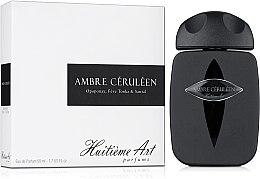 Духи, Парфюмерия, косметика Huitieme Art Parfums Ambre Ceruleen - Парфюмированная вода