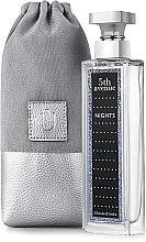 """Парфумерія, косметика Подарунковий кисет для парфумерії, сірий """"Perfume Space Long"""" - MakeUp"""