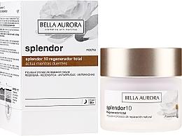 Духи, Парфюмерия, косметика Регенерирующий ночной крем для лица - Bella Aurora Splendor 10 Total Regeneration Night Cream