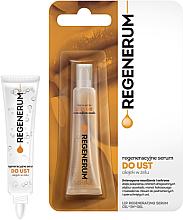 Духи, Парфюмерия, косметика Восстанавливающая сыворотка для губ - Aflofarm Regenerum Lip Serum