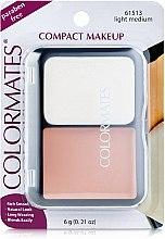 Духи, Парфюмерия, косметика Кремовая пудра для лица - Colormates Compact Makeup