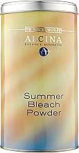 Духи, Парфюмерия, косметика Обесцвечивающая пудра с ароматом кокоса - Alcina Summer Bleach Powder