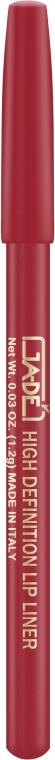 Карандаш для губ деревянный - Ga-De Youngirl Lip Pencil — фото N1