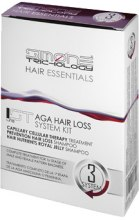 Духи, Парфюмерия, косметика Набор - Simone Trichology AGA HAIR LOSS SYSTEM KIT (hair/lot/100ml + shm/200ml + smp/200ml)