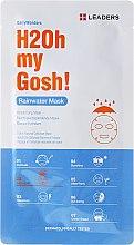 Духи, Парфюмерия, косметика Тканевая увлажняющая маска для лица - Leaders Daily Wonders Rainwater Mask