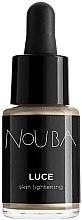Духи, Парфюмерия, косметика Корректор для лица - Nouba Luce Skin Lightening