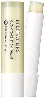 Оттеночный бальзам для губ в стике - Tony Moly Perfect Lips Glow Care Stick — фото N1