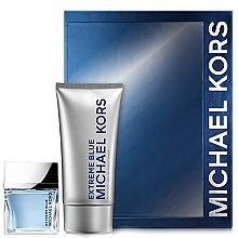 Духи, Парфюмерия, косметика Michael Kors Extreme Blue - Набор (edt/70ml + sh/gel/150ml)