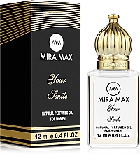 Духи, Парфюмерия, косметика Mira Max Your Smile - Парфюмированное масло