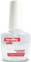Духи, Парфюмерия, косметика Кислородный укрепитель для нотей - Quiss Healthy Nails №14 Oxygen Hardener
