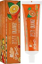 """Духи, Парфюмерия, косметика Зубная паста """"Zesty Orange"""" с пикантным вкусом апельсина - Green Beaver Toothpaste"""
