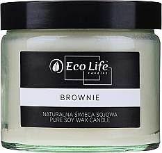"""Духи, Парфюмерия, косметика Ароматическая свеча """"Брауни"""" - Eco Life Candles"""