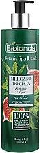 Духи, Парфюмерия, косметика Лосьон для тела - Bielenda Botanic Spa Rituals Henp+Fig Opuntia Body Milk