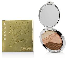 Духи, Парфюмерия, косметика Пудра-хайлайтер - Becca Endless Summer Bronze & Glow