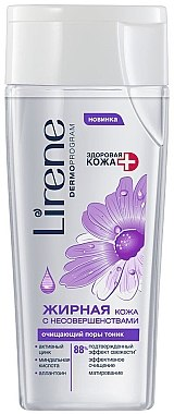 РАСПРОДАЖА Очищающий поры тоник - Lirene Здоровая кожа+