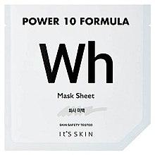 Духи, Парфюмерия, косметика РАСПРОДАЖА Тканевая маска, выравнивающая тон - It's Skin Power 10 Formula Mask Sheet WH*