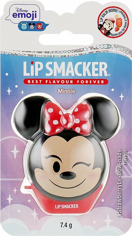 Бальзам для губ - Lip Smacker Disney Emoji Minnie Lip Balm