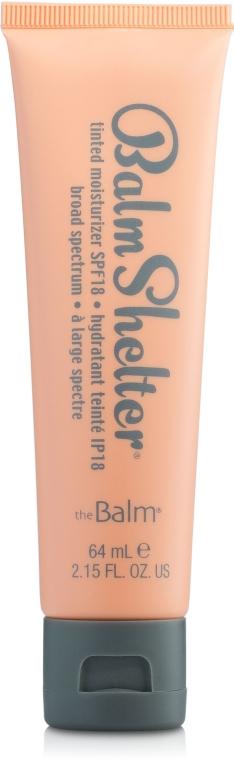 Тональный крем для лица - theBalm BalmShelter Tinted Moisturizer SPF 18