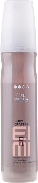 Спрей для объема волос - Wella Professionals EIMI Body Crafter Spray